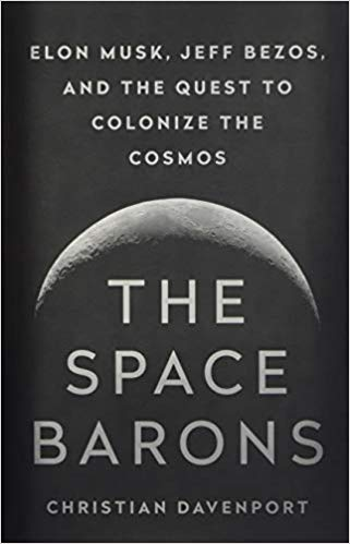 Christian Davenport – The Space Barons Audiobook