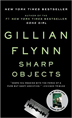 Gillian Flynn – Sharp Objects Audiobook