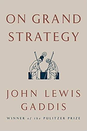 John Lewis Gaddis – On Grand Strategy Audiobook