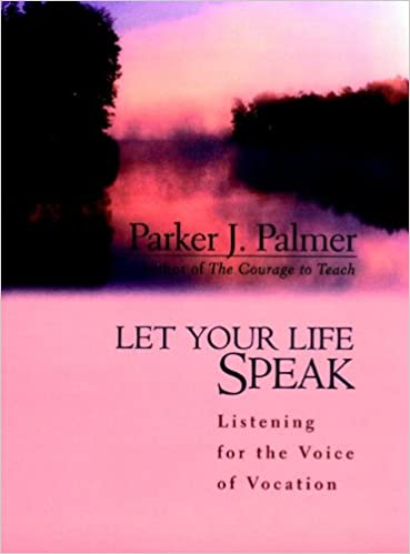Parker J. Palmer – Let Your Life Speak Audiobook