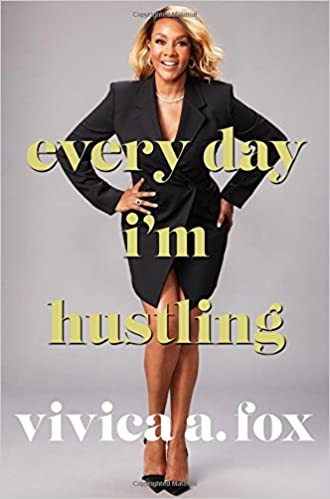 Vivica A. Fox – Every Day I'm Hustling Audiobook