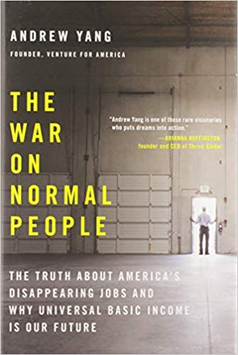 Andrew Yang - The War on Normal People Audio Book Free