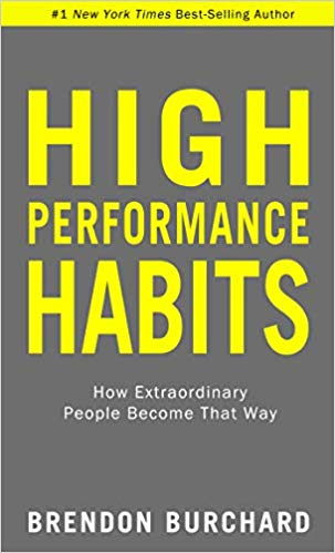 Brendon Burchard – High Performance Habits Audiobook