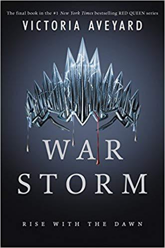 Victoria Aveyard – War Storm Audiobook