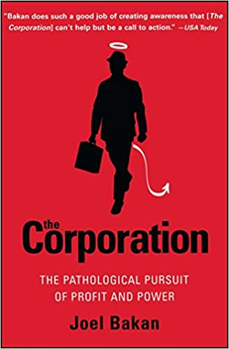 Joel Bakan – The Corporation Audiobook