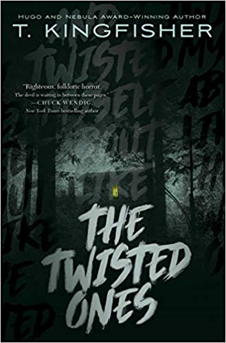 T. Kingfisher – The Twisted Ones Audiobook