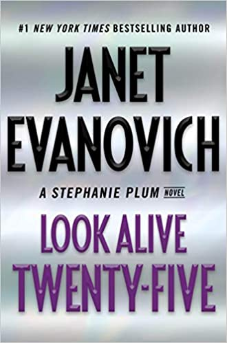 Janet Evanovich – Look Alive Twenty-Five Audiobook