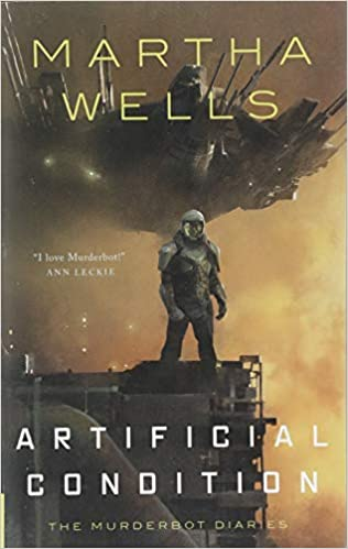 Martha Wells – Artificial Condition Audiobook