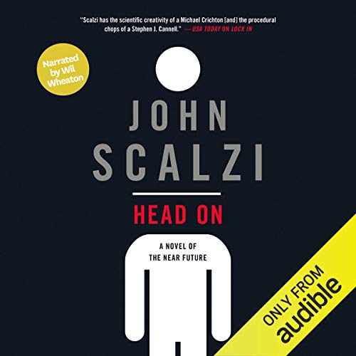 John Scalzi – Head On Audiobook