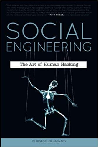 Christopher Hadnagy – Social Engineering: The Art of Human Hacking Audiobook