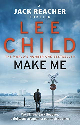 Lee Child – Make Me Audiobook