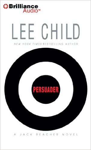 Lee Child – Persuader Audiobook