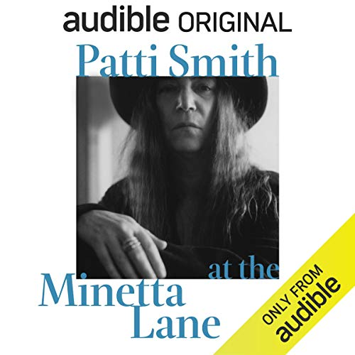 Patti Smith – Patti Smith at the Minetta Lane Audiobook