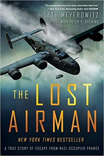 Seth Meyerowitz - The Lost Airman Audio Book Free