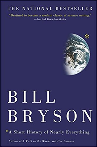 Bill Bryson – A Short History of Nearly Everything Audiobook