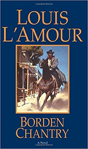 Louis L'Amour – Borden Chantry Audiobook