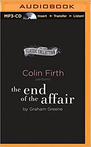 Graham Greene – End of the Affair, The Audiobook
