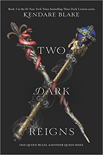 Kendare Blake – Two Dark Reigns Audiobook