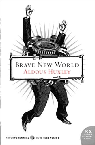 Aldous Huxley – Brave New World Audiobook