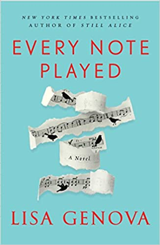 Lisa Genova – Every Note Played Audiobook