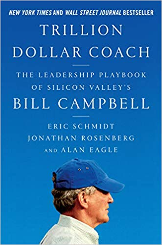 Eric Schmidt – Trillion Dollar Coach Audiobook