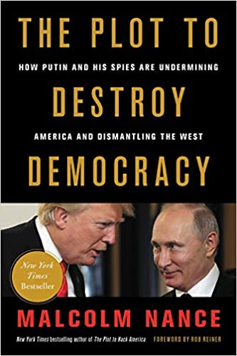 Malcolm Nance - The Plot to Destroy Democracy Audio Book Free