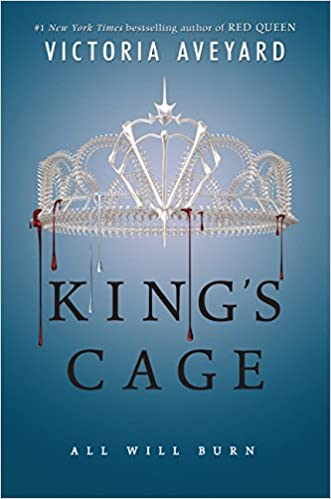 Victoria Aveyard – King's Cage Audiobook