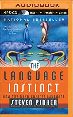 Steven Pinker – Language Instinct, The Audiobook