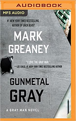 Mark Greaney – Gunmetal Gray Audiobook