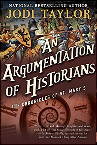 Jodi Taylor – An Argumentation of Historians Audiobook