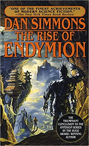 Dan Simmons – The Rise of Endymion Audiobook