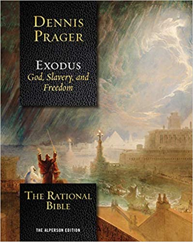 Dennis Prager – The Rational Bible: Exodus Audiobook