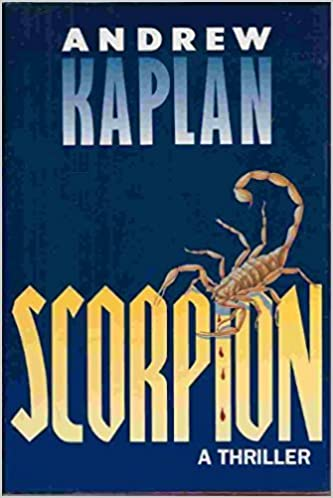Andrew Kaplan – Scorpion Audiobook