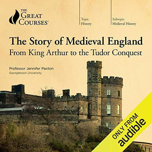 Jennifer Paxton – The Story of Medieval England Audiobook