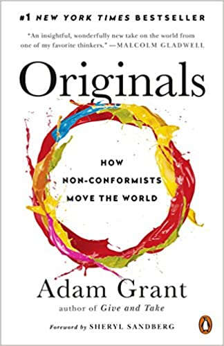 Adam Grant – Originals Audiobook