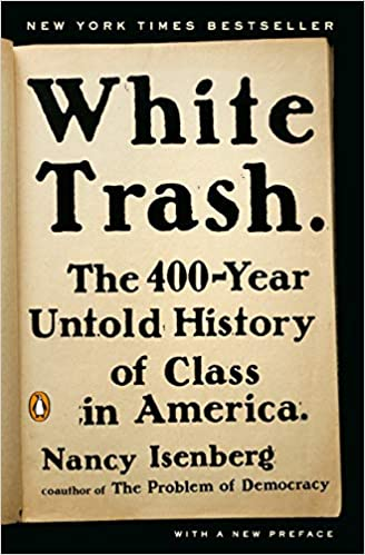 Nancy Isenberg – White Trash Audiobook
