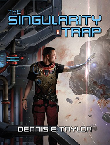 Dennis E. Taylor – The Singularity Trap Audiobook