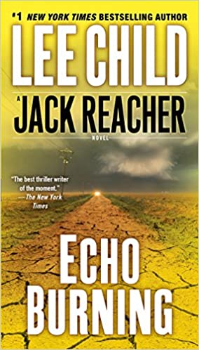 Lee Child – Echo Burning Audiobook