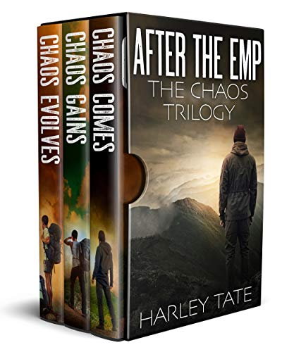 Harley Tate – After the EMP Audiobook