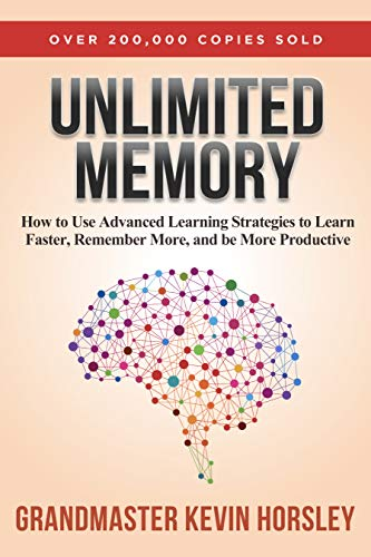 Kevin Horsley – Unlimited Memory Audiobook