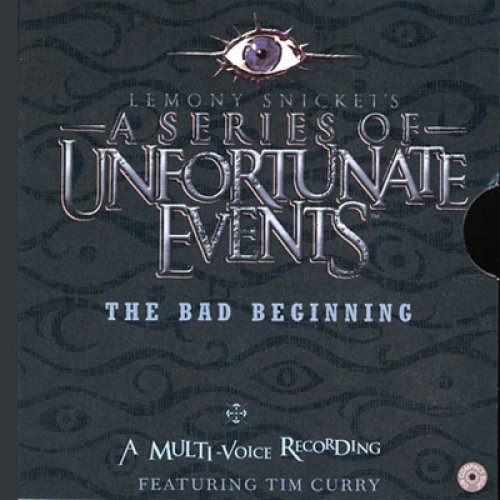 Lemony Snicket – The Bad Beginning, A Multi-Voice Recording Audiobook