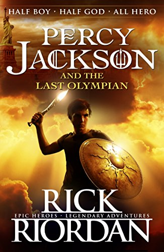 Rick Riordan – Percy Jackson and the Last Olympian Audiobook