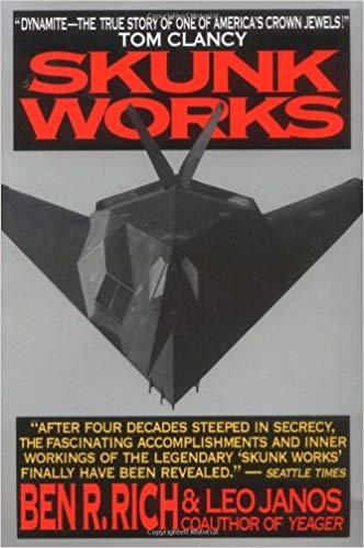 Ben R. Rich - Skunk Works Audio Book Free