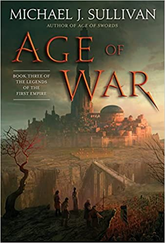 Michael J. Sullivan – Age of War Audiobook