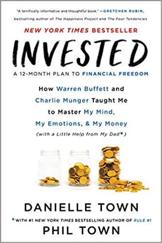 Danielle Town – Invested Audiobook