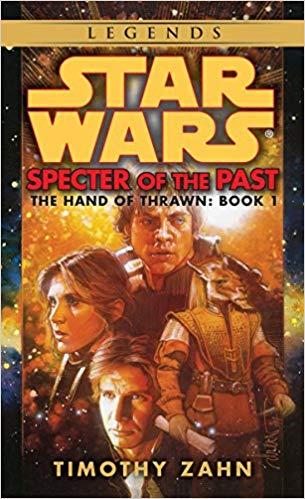 Timothy Zahn – Star Wars: Specter of the Past The Hand of Thrawn, Book 1 Audiobook