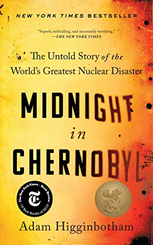 Adam Higginbotham – Midnight in Chernobyl Audiobook
