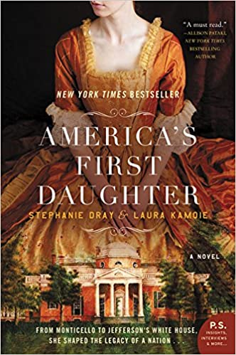 Stephanie Dray – America's First Daughter Audiobook