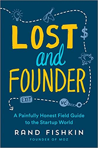Rand Fishkin – Lost and Founder Audiobook
