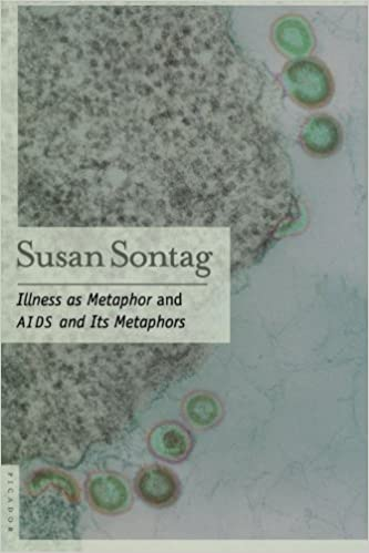 Susan Sontag – Illness as Metaphor and AIDS and Its Metaphors Audiobook